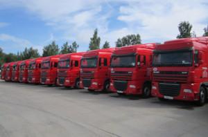 Международные автомобильные грузоперевозки
