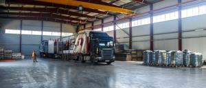 Предлагаем клиентам складскую обработку грузов на нашем складе