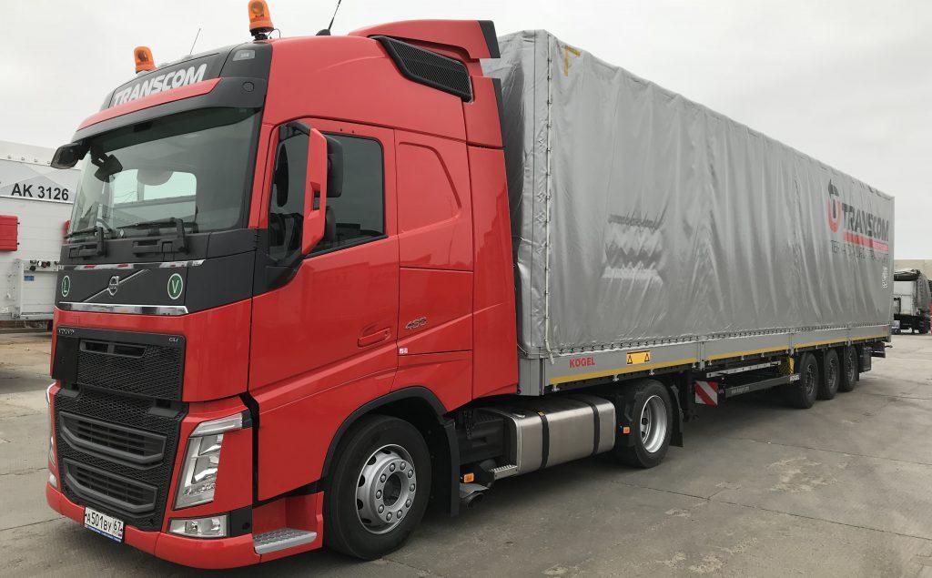 Доставка негабаритных грузов. Грузоперевозки: Европа, Россия, СНГ