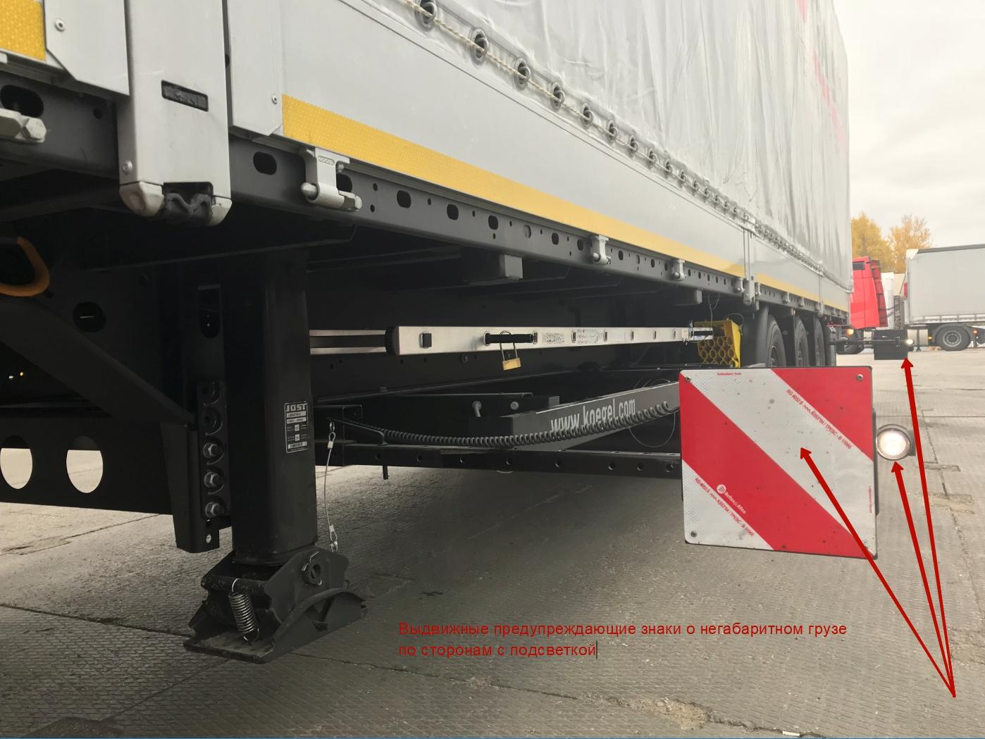 Доставка негабаритных грузов из Европы