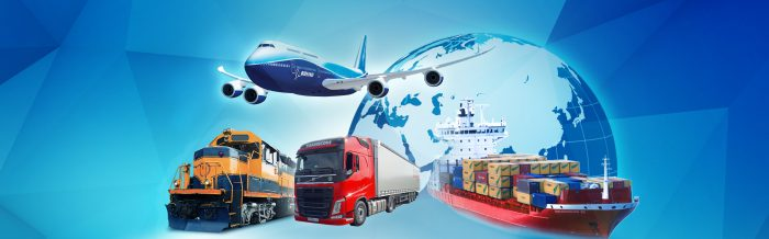 International transport. Logistics and customs services