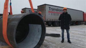 Международная транспортная компания - доставка всех видов грузов