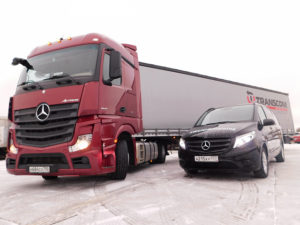 Доставка грузов автотранспортом - специализация нашей транспортной компании!